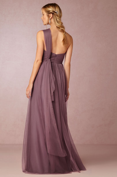 Jenny Yoo soft plum Annabelle Dress | BHLDN