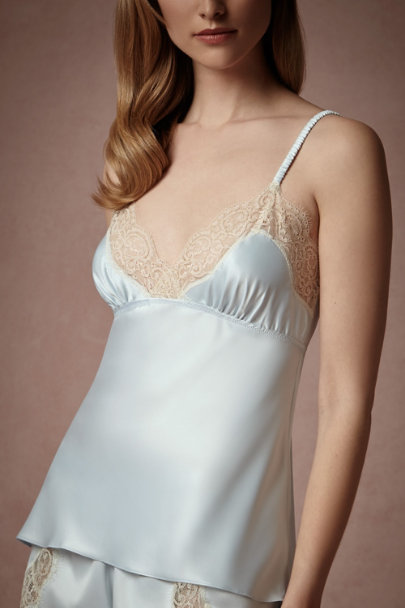 Soft Blue Carolina Camisole | BHLDN