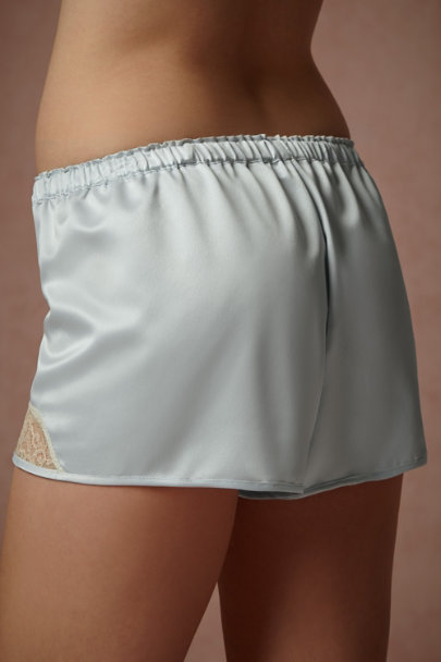 Soft Blue Carolina Shorts | BHLDN