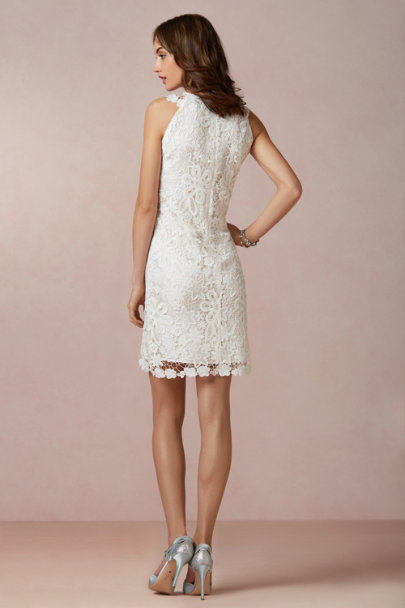 ivory Fiona Dress | BHLDN