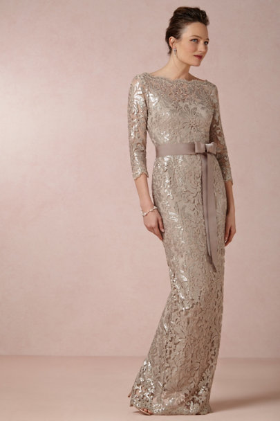 sand Macedonia Dress | BHLDN