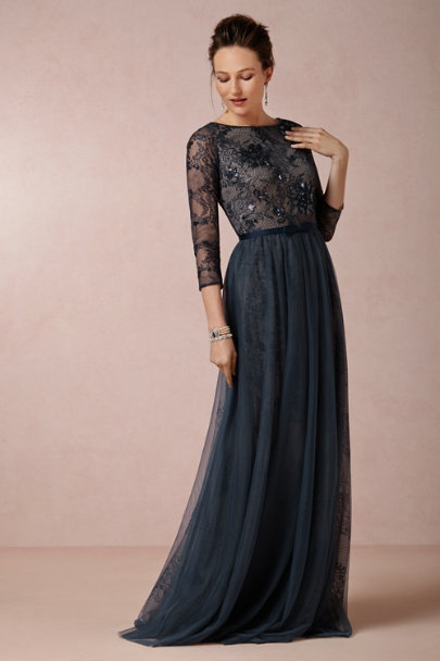 navy Anouk Dress | BHLDN