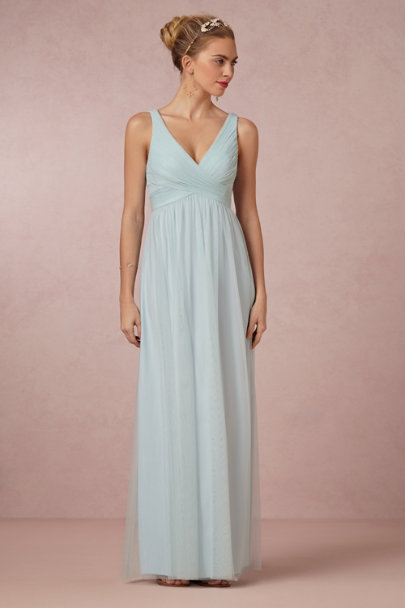 mint mist Esme Maxi Dress | BHLDN