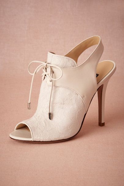 ivory Mae Booties | BHLDN