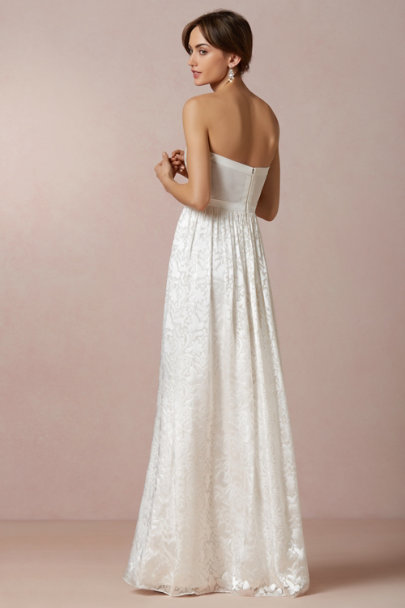 ivory Hyacinth Dress | BHLDN