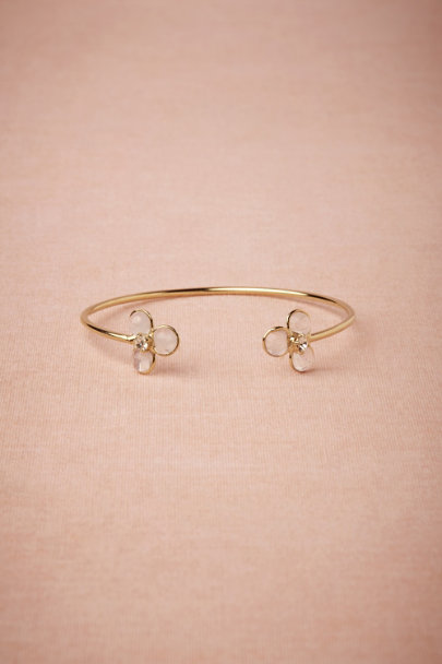 opaline Sheer Droplets Bangle | BHLDN