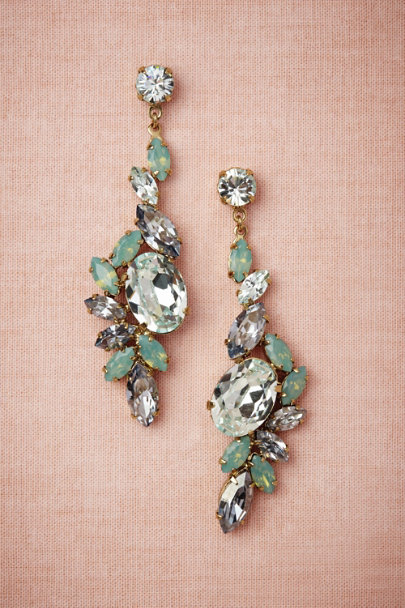 blue Skyfall Earrings | BHLDN