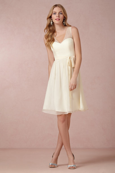 ivory Ainsley Dress | BHLDN