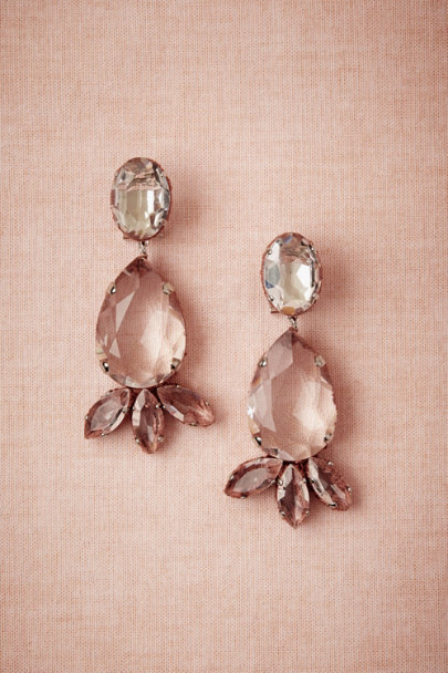 Radà clear Dover Earrings | BHLDN