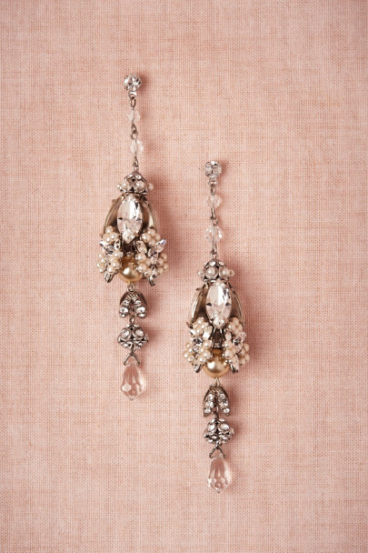 Debra Moreland Pearl Biltmore Earrings | BHLDN