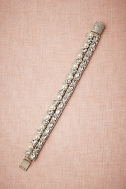 Pearl Side-by-Side Bracelet | BHLDN