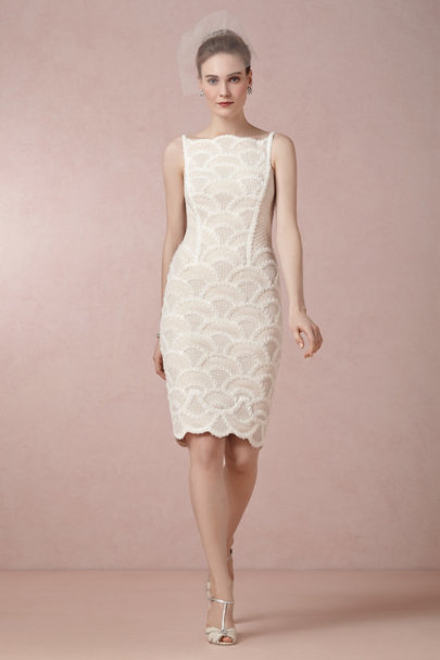 ivory Rosaria Dress | BHLDN