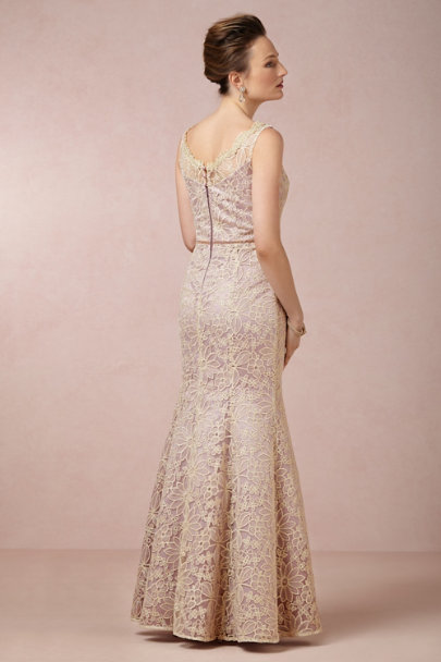 lavender Fiora Dress | BHLDN
