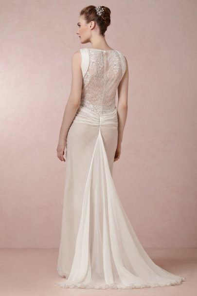 ivory Leyna Gown | BHLDN
