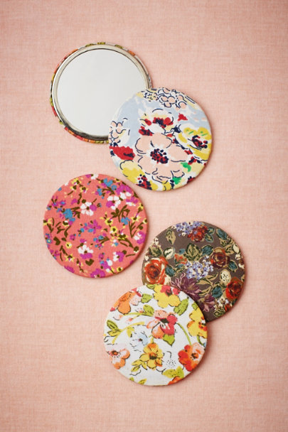 moss/orange Color-Me-Floral Compact | BHLDN