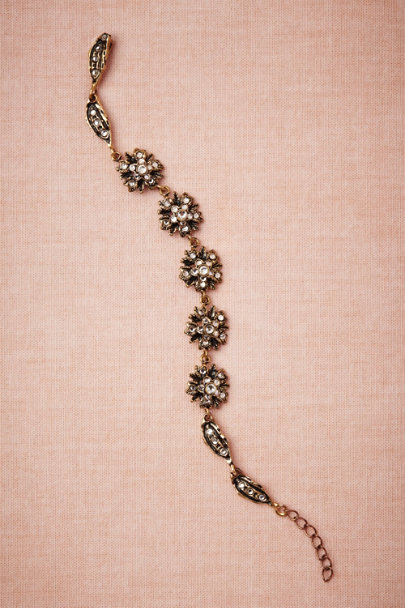 Azaara Antique Gold Fireside Bracelet | BHLDN