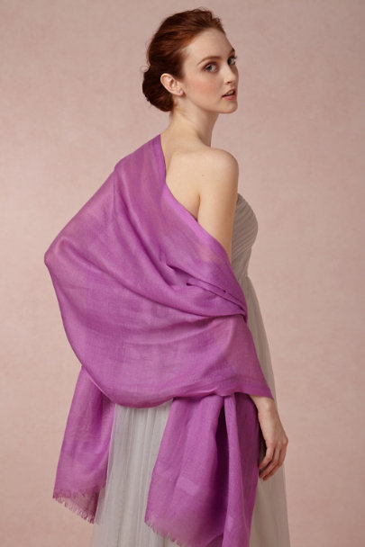 Freesia Carlotta Wrap | BHLDN