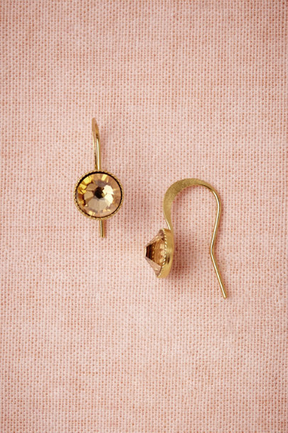 Golden Shadow Serenity Earrings | BHLDN