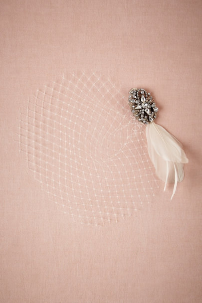 ivory Silver Screen Blusher | BHLDN