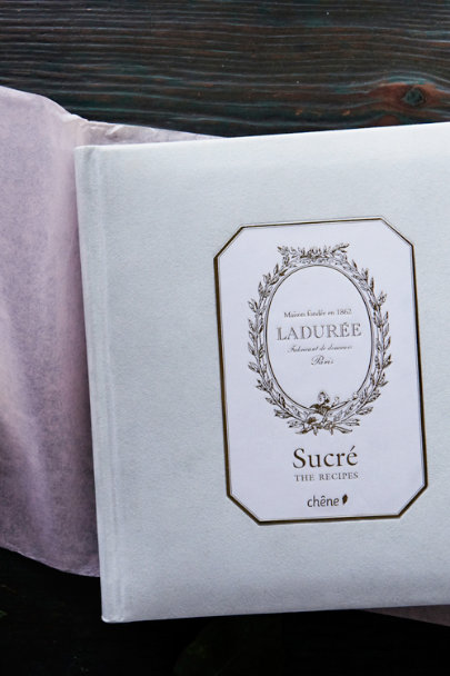 Ladurée: The Sweet Recipes