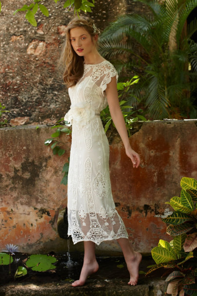 Ivory Lilly Dress | BHLDN