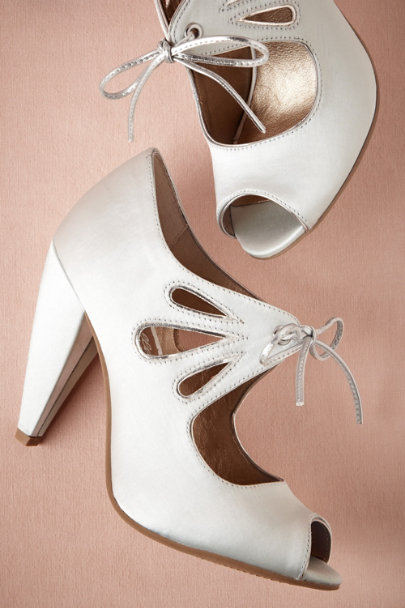 MINT Mint Sprig Booties | BHLDN