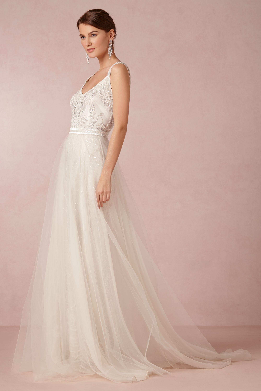 Wedding Tulle Dresses elsa tulle skirt in sale wedding dresses bhldn snow bhldn