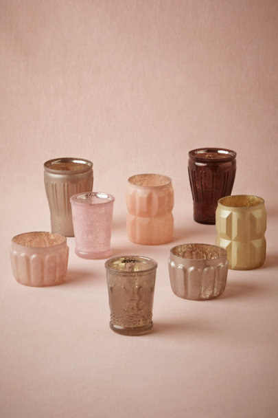 LAVENDER MOTIF Nightfall Votives (8) | BHLDN