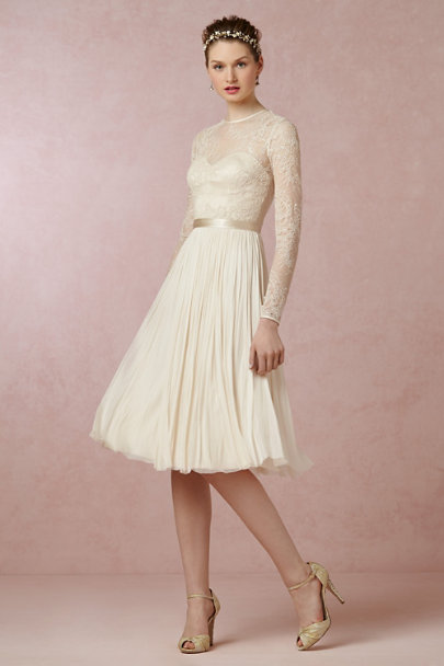 Twigs & Honey Gold Buttercup Halo | BHLDN