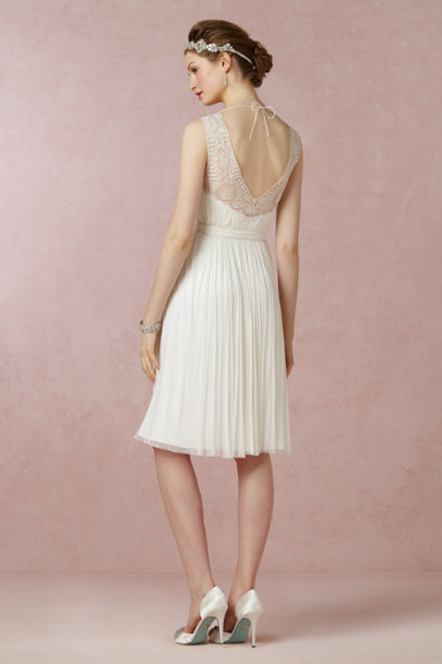 Catherine Deane ivory Valley Dress | BHLDN
