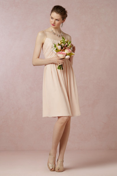 blush Giselle Dress | BHLDN