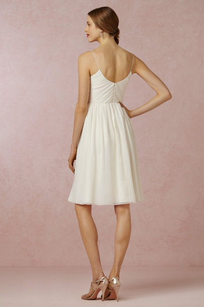 ivory Giselle Dress | BHLDN