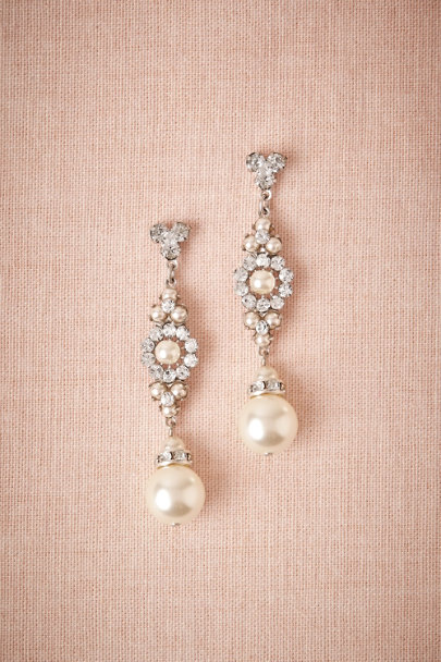 Debra Moreland Pearl Isabella Earrings | BHLDN