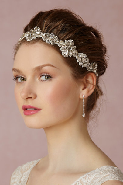 crystal Fortuna Halo | BHLDN
