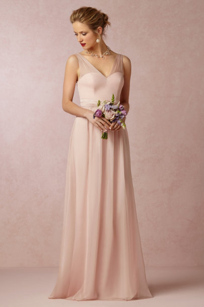 blush Josephine Dress | BHLDN