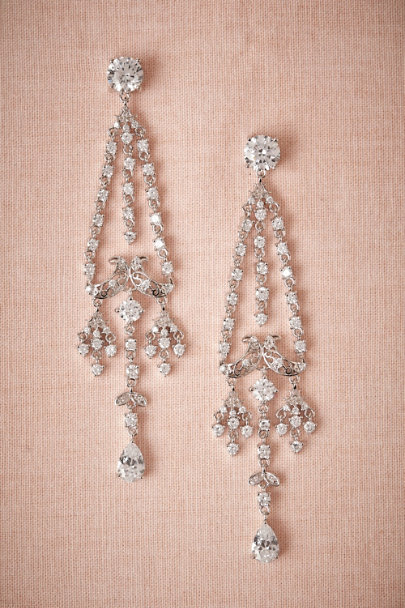 crystal Mirella Chandeliers | BHLDN