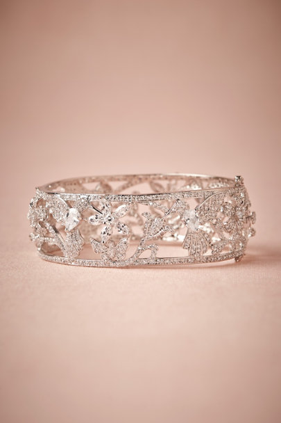 Florence Crystal Bangle
