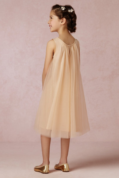 peach Thumbelina Dress | BHLDN