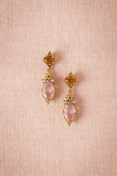 gold Adelaide Drops | BHLDN