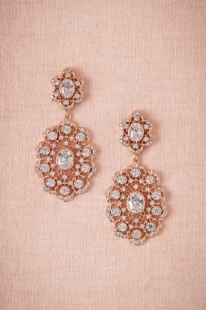 rose gold Rose Gold Chandeliers | BHLDN