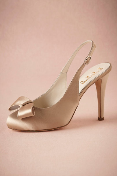 NUDE Nadine Slingbacks | BHLDN
