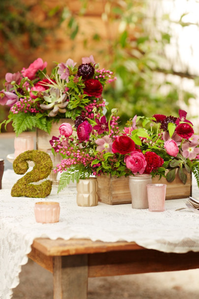 Moss Moss Table Numbers | BHLDN