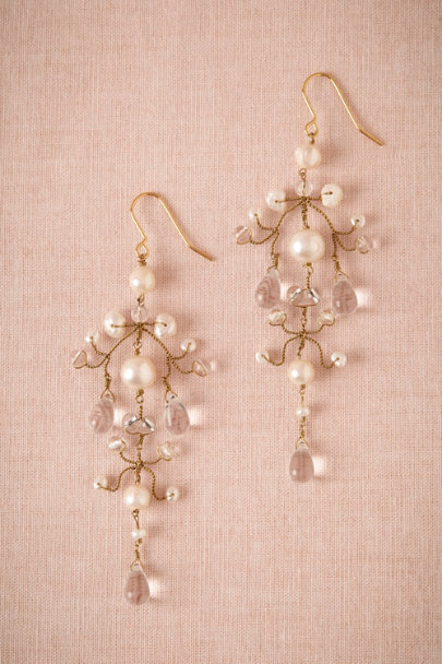 PEARL Ethereal Chandeliers | BHLDN