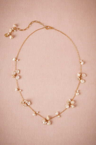 PEARL Wisteria Necklace | BHLDN