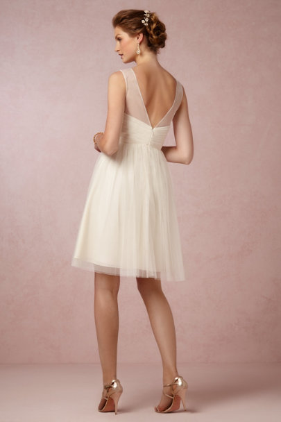 Jenny Yoo ivory Chloe Dress | BHLDN