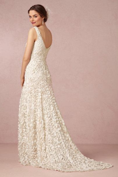Emma gown in sale bhldn for Bhldn wedding dress sale