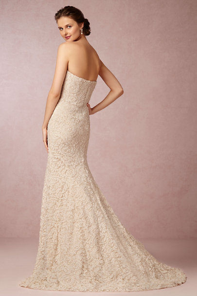 ivory Adelaide Gown | BHLDN