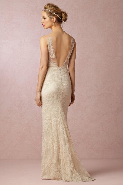 Yasmin gown in sale bhldn for Bhldn wedding dress sale