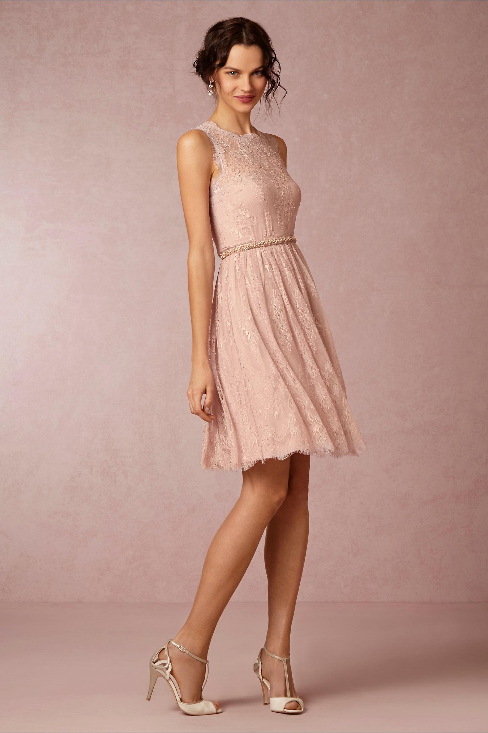 Quartz Bridesmaid Dresses
