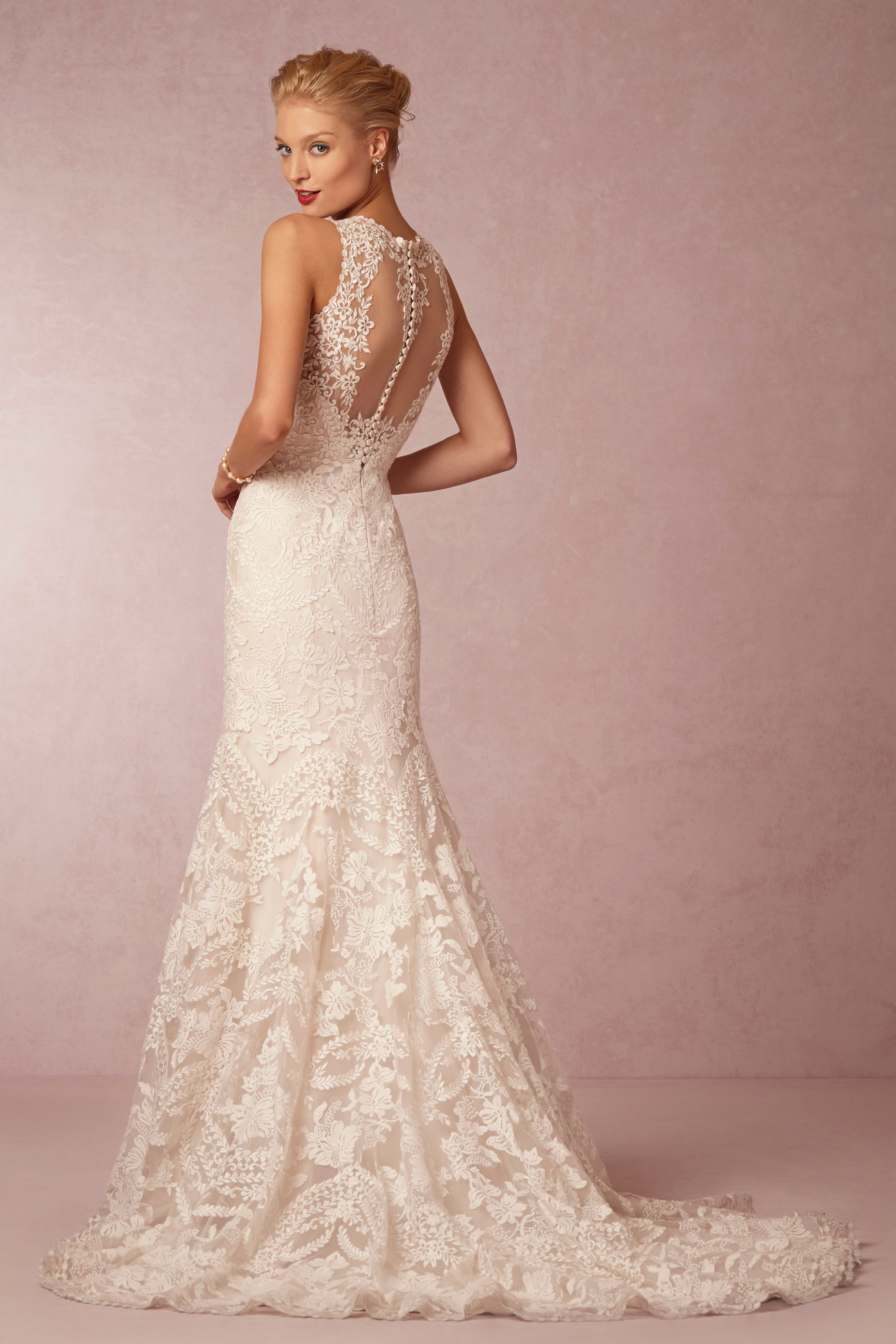backless wedding dresses open low back styles bhldn